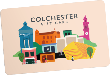 Colchester Gift Card